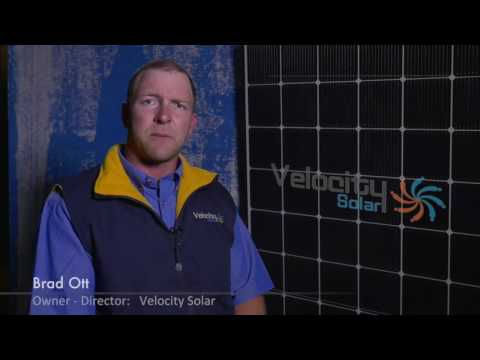 Velocity Solar - Geelong   Talking about site consultation