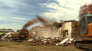A Haros Demolition