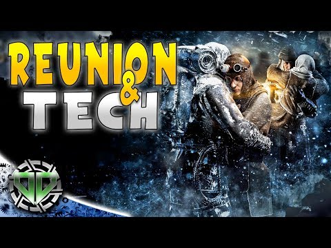 REUNION, EXPLORING, and NEW TECH : FrostPunk Gameplay Full Game