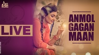 Anmol Gagan Maan | Live at Moga | Latest Punjabi Songs 2016 | Jass Records