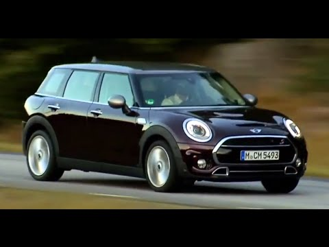 New Mini Clubman Cooper S 2016 First Test Drive Youtube