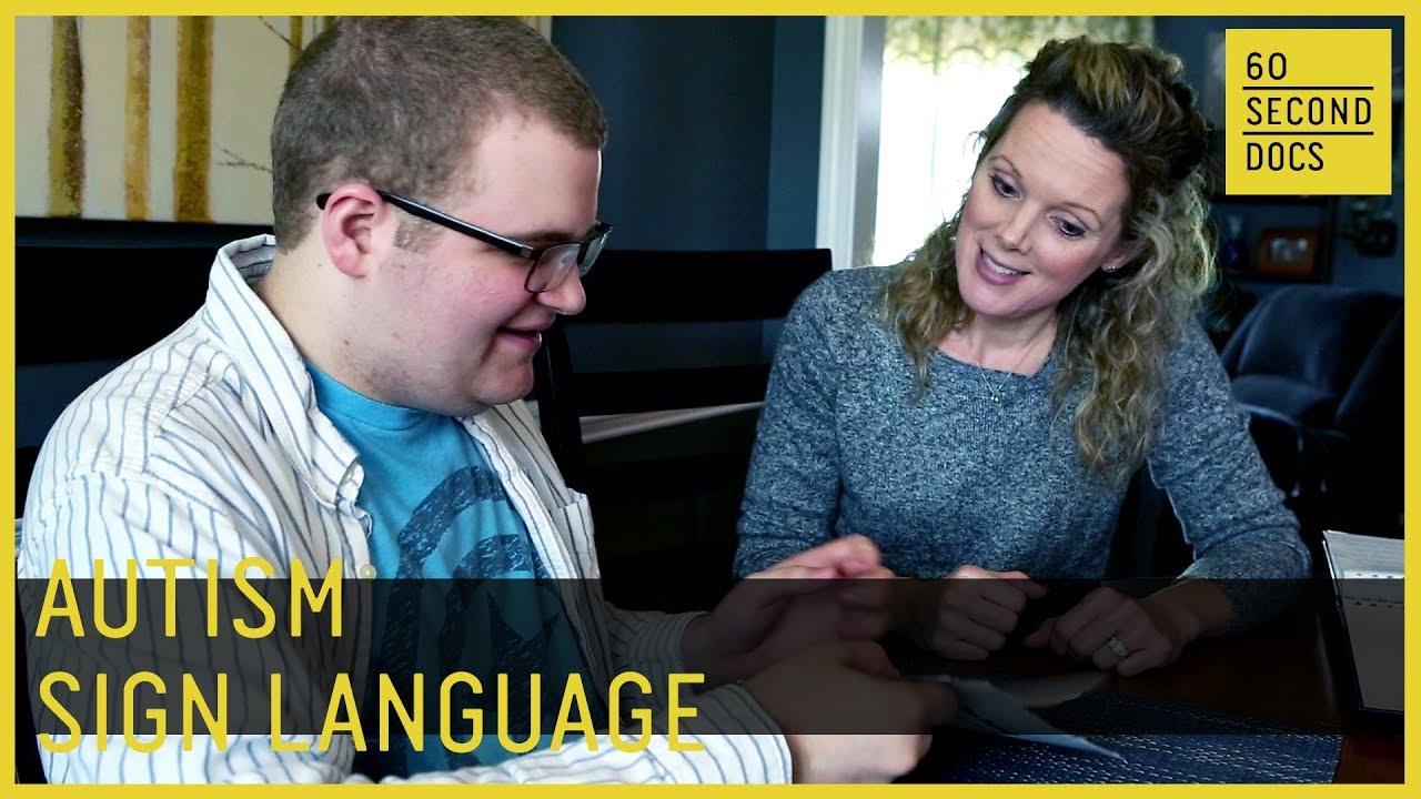Autism Sign Language
