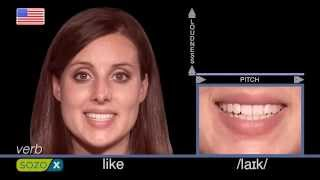 How To Pronounce LIKE - Learning English Pronunciation 英語の発音