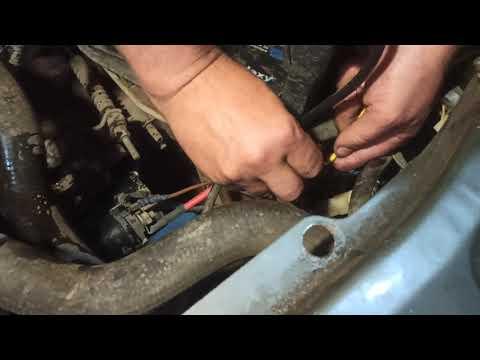 Ваз 2110,11,12 в пробках закипает двигатель, вентилятор охлаждения включается поздно
