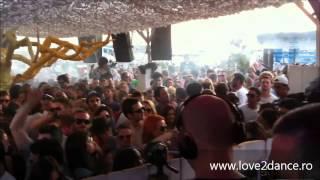 Marco Carola Plays (7:00) Smoke Sykes - Elisabeth (Snilloc Remix) @ Kiesgrube (Neuss) 2012