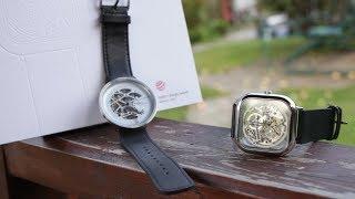 Дизайнерские часы-скелетоны Xiaomi CIGA Design Machanical Watch
