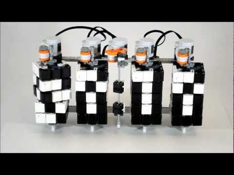 Lego Mindstorms NXT - ROBOTS: Your Guide to the World of