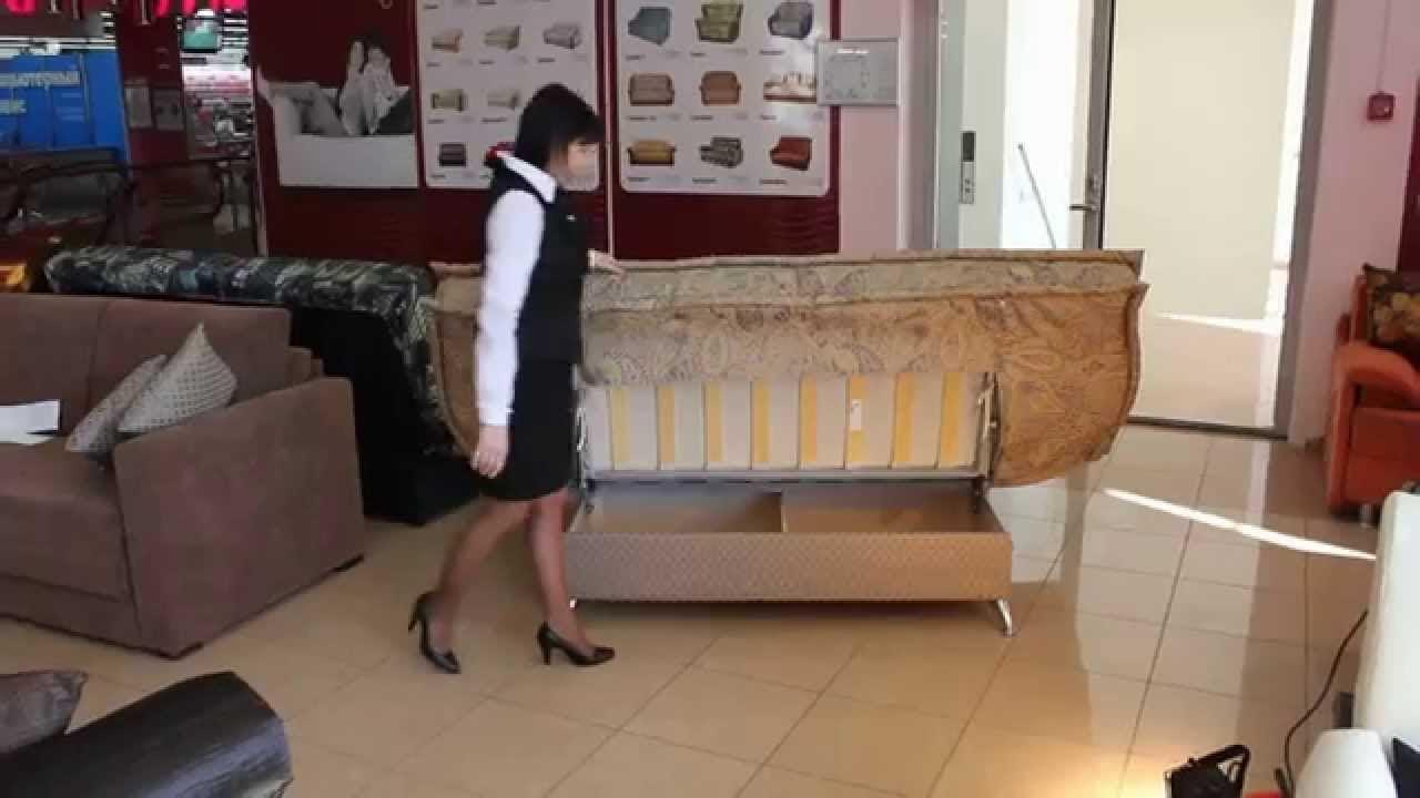принцип работы диванного механизма схема