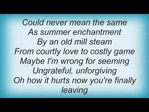 Roxy Music - Serenade Lyrics