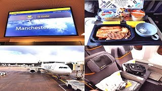 Thomas Cook PREMIUM CABIN New York to Manchester|Airbus A330-200