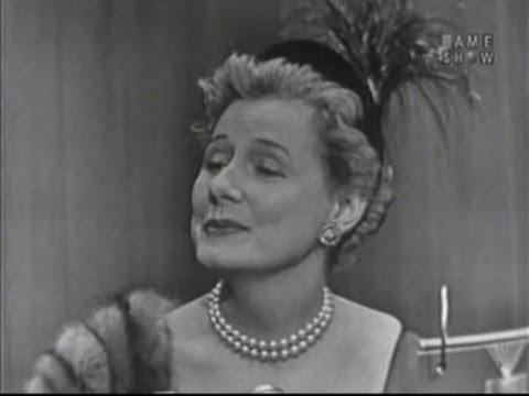 What's My Line? - Irene Dunne (Feb 1, 1953)