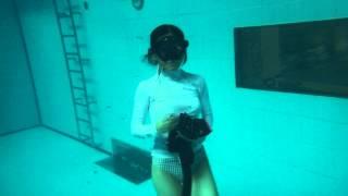 04182015 Skin diving practice-Emily