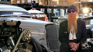 Ridin with Billy Gibbons | Rockin Roadsters