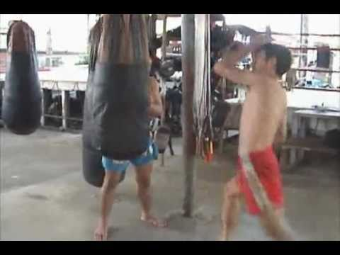 Learn Muay Thai From Thailand