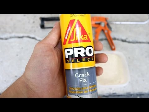 EASY | How to DIY Epoxy on Garage Floor Part 4: The Repairs | GOT2LEARN