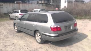 Видео-тест автомобиля Nissan Primera Camino (серебро, Qg18dd, Wqp11-241401)