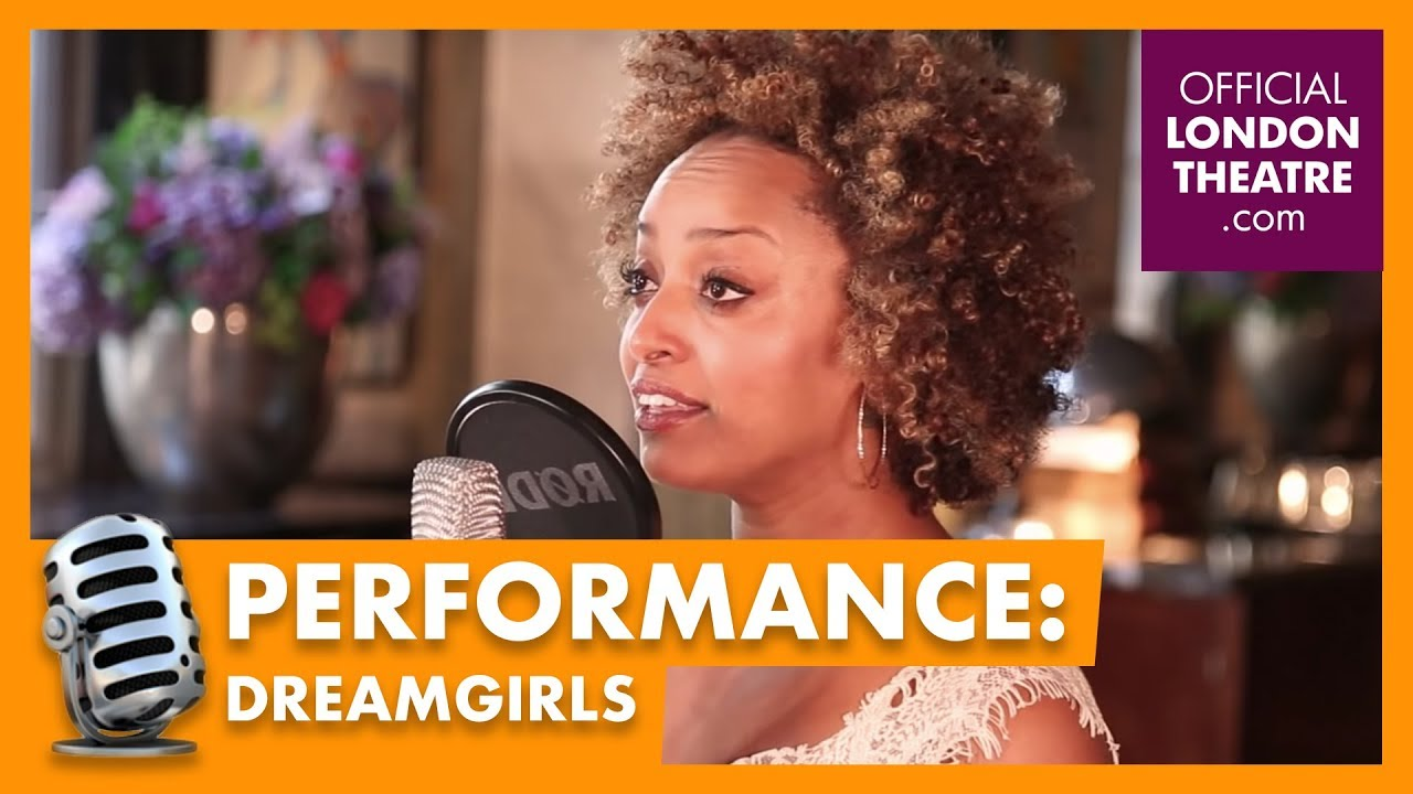 I'm The New Girl - EXCLUSIVE Dreamgirls London performance