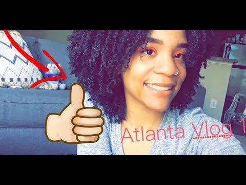 Travel Vlog | Goodbye New York| Hello Atlanta |Vlog 6