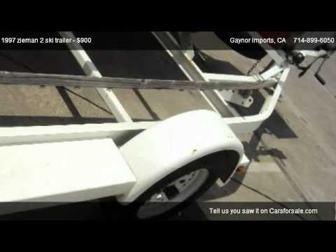 1997 zieman 2 ski trailer  - for sale in Stanton, CA 90680