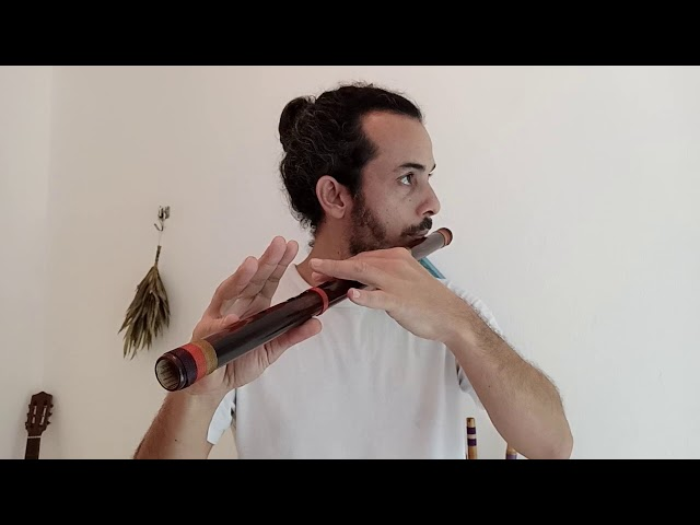 Bansuri E (Pa) | A (Sa)