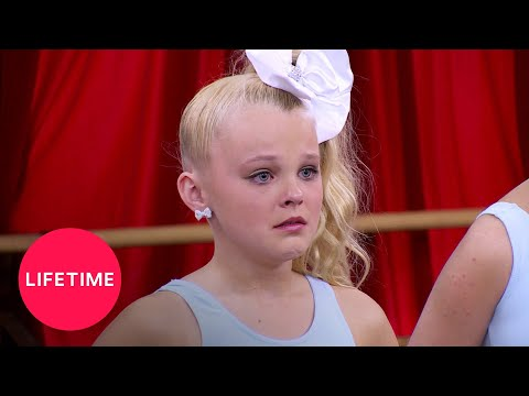 Dance Moms: Abby Kicks JoJo And Jess Out Of Pyramid (Season 5 Flashback) | Lifetime