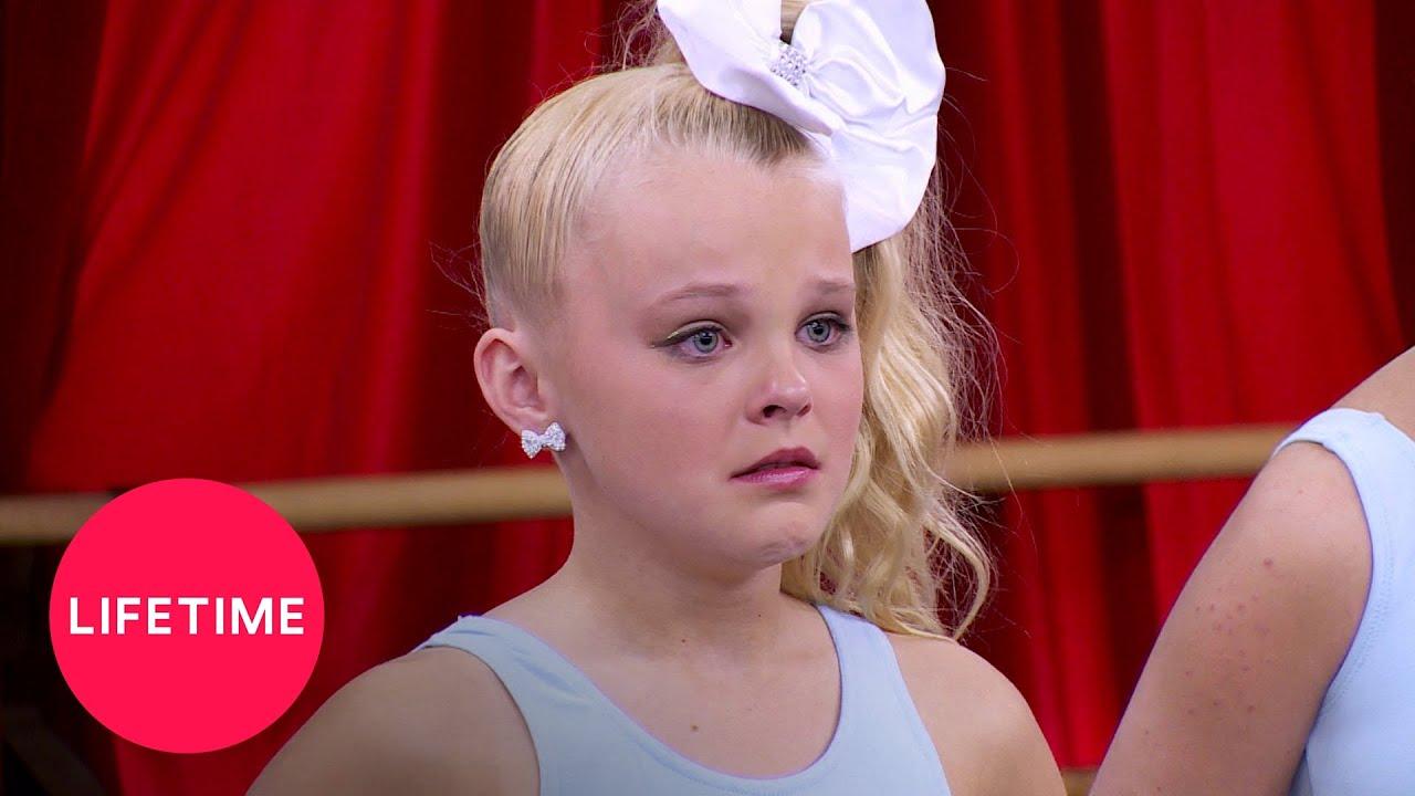 Dance Moms Abby Kicks Jojo And Jess Out Of Pyramid Season 5 Flashback Lifetime Youtube