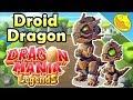 How to Breed the DROID DRAGON! - DML (Breeding Token Dragon)