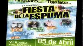 Parada - Fiesta de la Espuma - Ultra Sound System