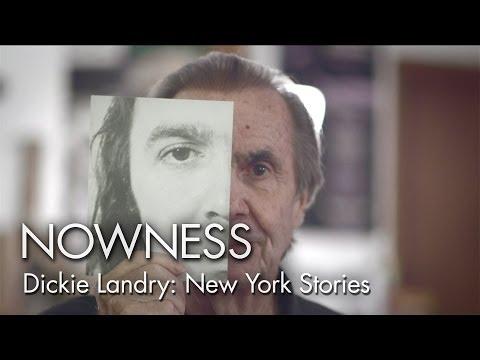 """Dickie Landry: New York Stories"" by Tabitha Denholm"