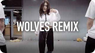 Wolves (Chachi x Rick Wonder Remix) - Selena Gomez, Marshmello / Ara Cho Choreography