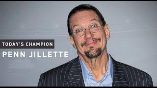 Celebrity Jeopardy! Winners Circle - Penn Jillette