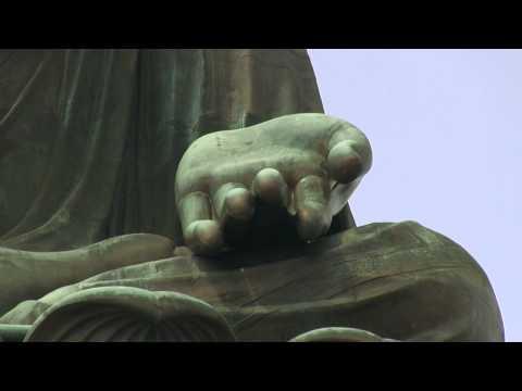 Hong Kong's Tian Tan Buddha