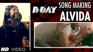 D Day Alvida Song Making | Rishi Kapoor, Irrfan Khan, Arjun Rampal