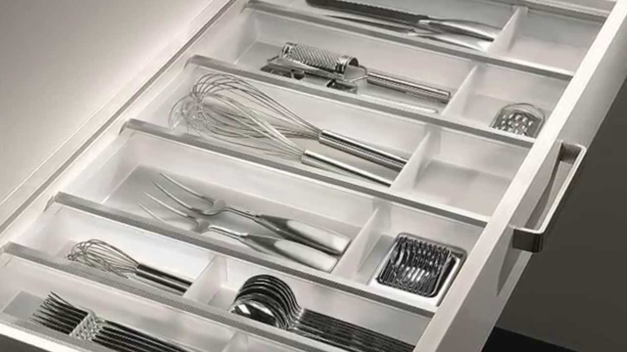 Ninka Cuisio Cutlery Tray A Modular System That Fits German Kitchen Design You