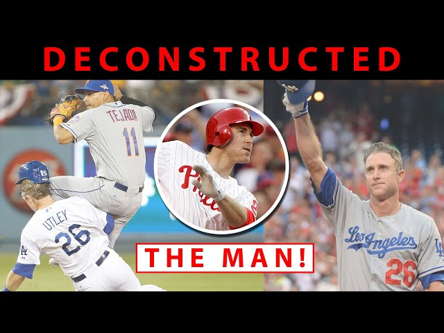 Why does everyone care about Chase Utley? | Deconstructed