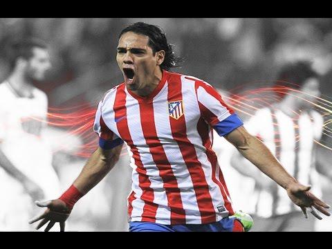 Radamel Falcao ● Heroe ● Atletico De Madrid 2011/13