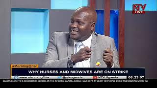KICK STARTER: Leaders of nurses and midwives insist on strike