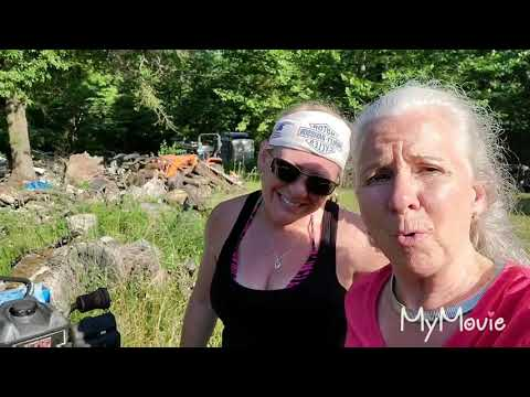 Power Women, Tractors, Chainsaws, Beauty and Smarts Part 1