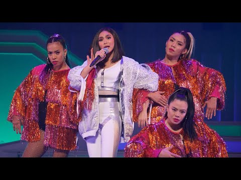 Sarah Geronimo ー Kilometro / Tala (The 2nd ASEAN-Japan Music Festival) FAN CAM HD | 日・ASEAN音楽祭