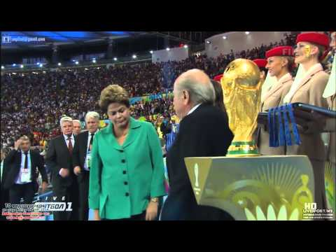 World Cup 2014 closing ceremony  720P