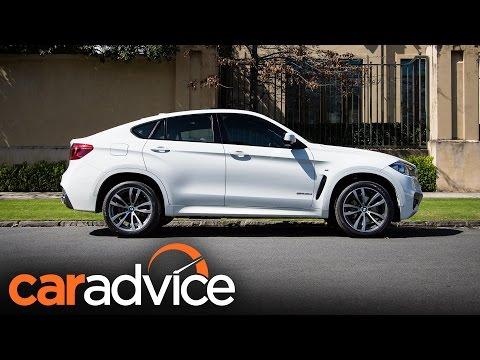 2016 BMW X6 30d Review   CarAdvice