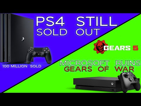 XBN: PS4 Is Still Sold Out! Xbox One Sales Are Worst In The History Of Xbox!