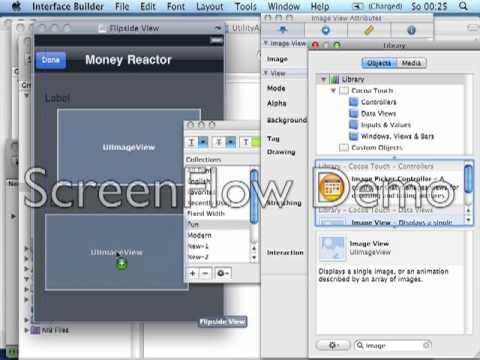 iPhone SDK App Development Tutorial: Two Views in 3 Minutes