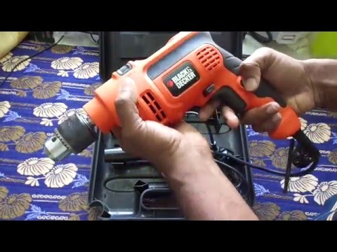 BLACK & DECKER 30 KR704REK-IN 710W CORDED HAMMER DRILL