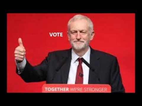 Vote Jeremy Corbyn Song