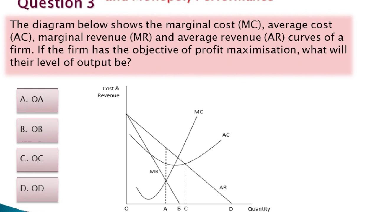 aqa economics unit 3 model answers