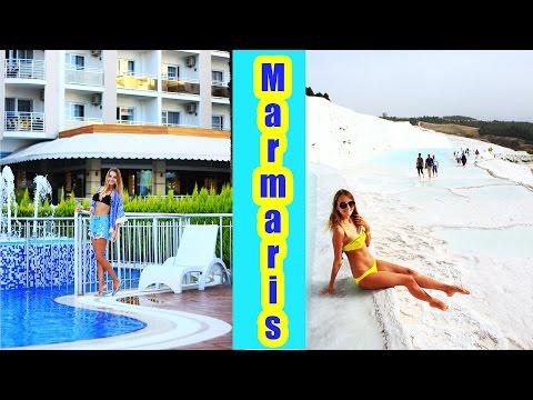 Отдых в Мармарисе ● Экскурсии ● Обзор отеля Ideal Prime Beach 5*