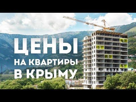 Цены на квартиры в Крыму. Сколько стоит квартира в Крыму. Цены на недвижимость в Крыму