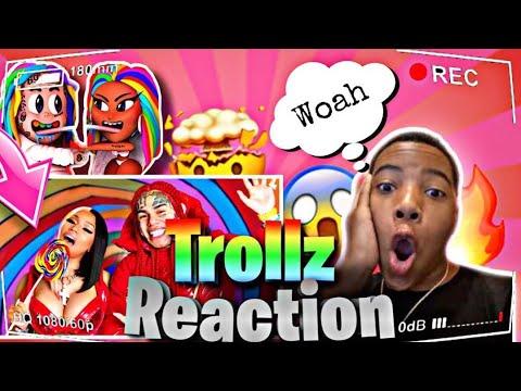 TROLLZ – 6ix9ine & Nicki Minaj (Official Music Video) REACTION!!(I CALLED HER!!!!!!!