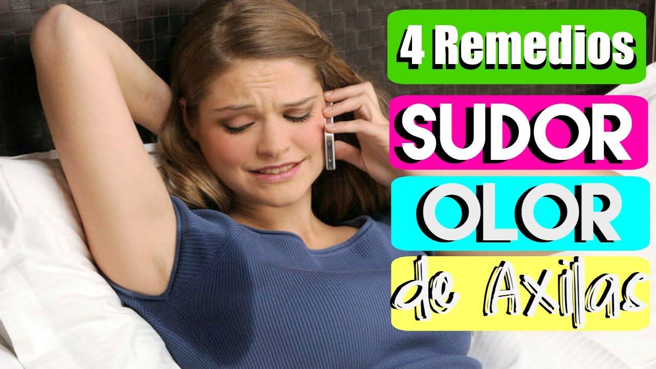 Como quitar el mal olor de axilas alicia borchardt youtube - Como quitar el olor a cuero ...